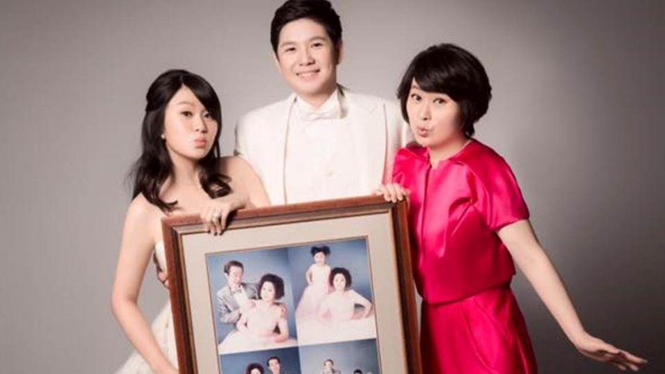 王月嫁女兒 淚崩把李國修照片拿出來放身邊