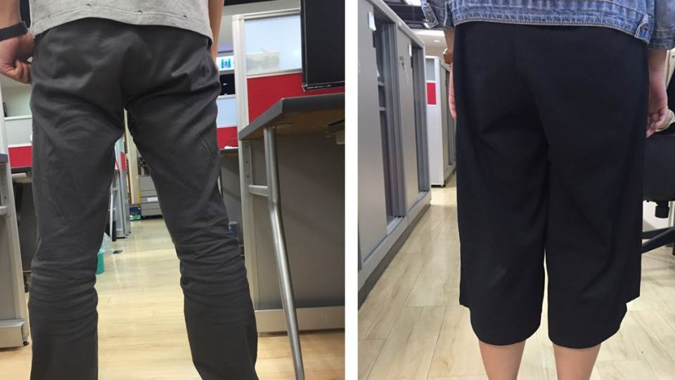 女褲不給男試穿!原PO批受辱:生理男性穿過不能賣?