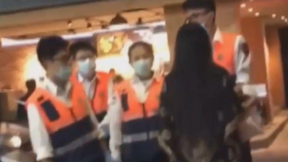 路攔救護車狂罵 女子反控:是救護車騷擾我