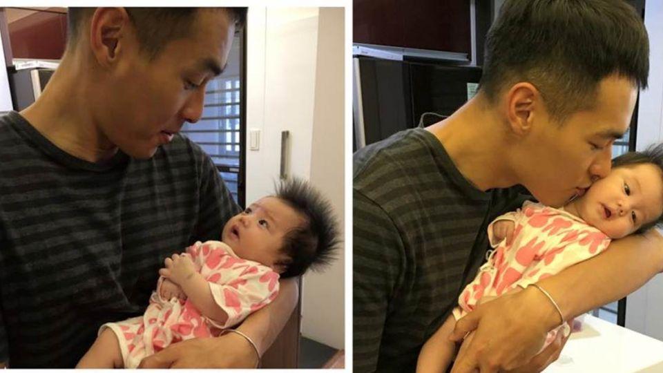 索吻六月女兒秒被拒 楊祐寧被喊「舅舅」原因是…