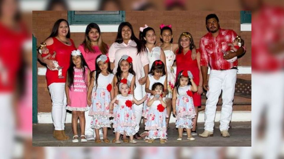 連生14個女兒 美國年輕媽努力拼 就是要生兒子!