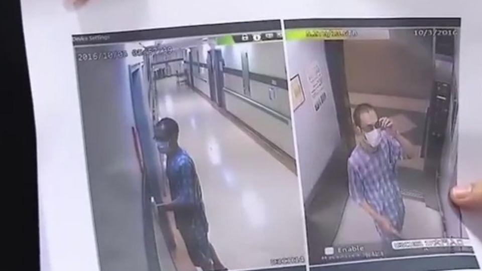竊賊潛病房行竊 夫妻婚戒、手機全遭竊