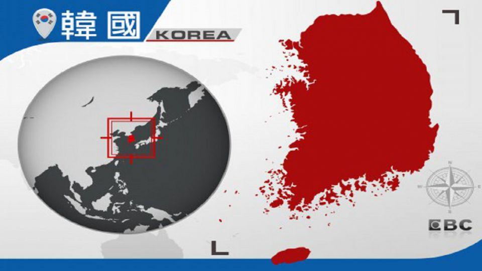 芙蓉颱風重創南韓 釜山、濟州島災情慘