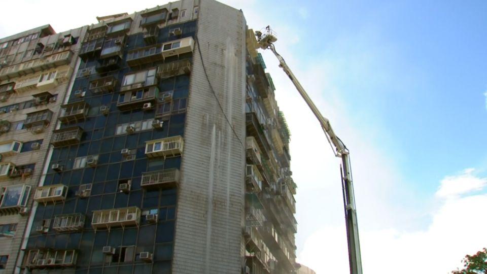 錦新大樓再傳意外!32年來24條人命魂斷於此