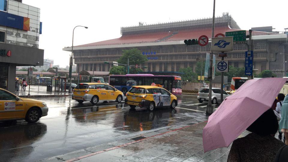必看!國慶連假天氣如何?一張圖秒懂雨會怎麼下