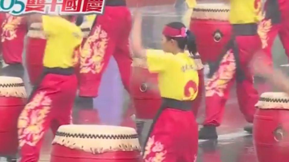國慶總預演 扁馬座位相隔50公尺「王不見王」
