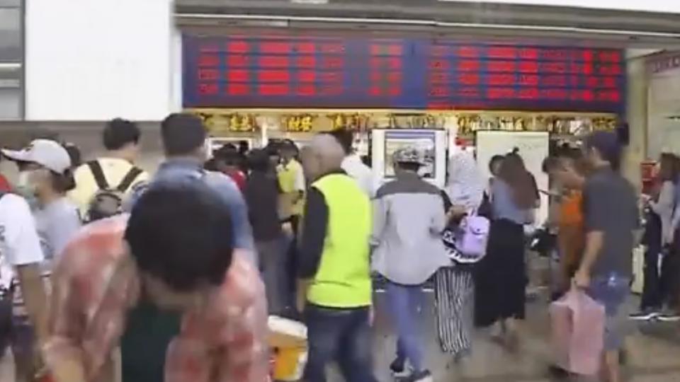 倒數!10/16台中鐵路高架啟用 告別舊站迎新站
