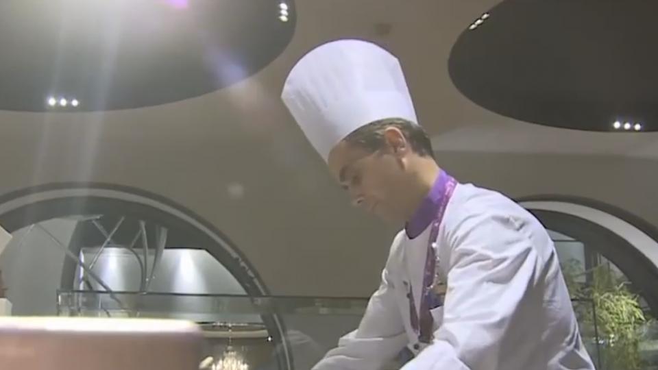 鄂圖曼帝國宮廷料理 哈密瓜烤羊肉驚艷上桌