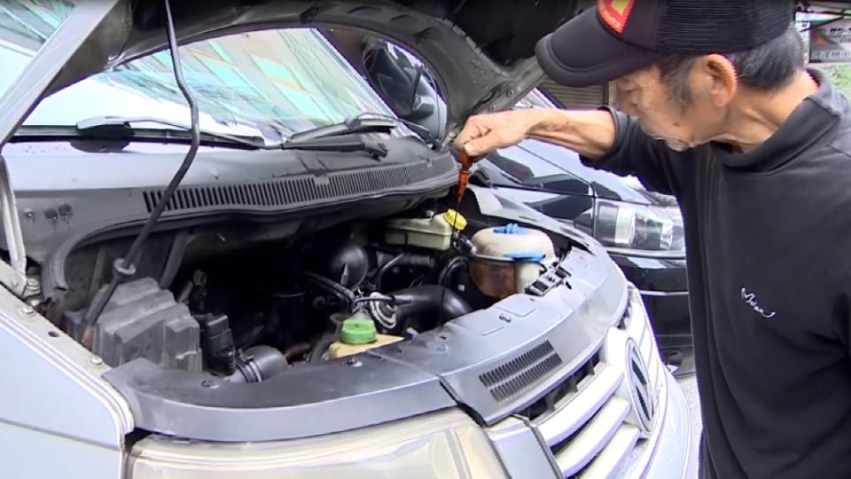加柴油後無法發動 修車廠老闆控:油混到水