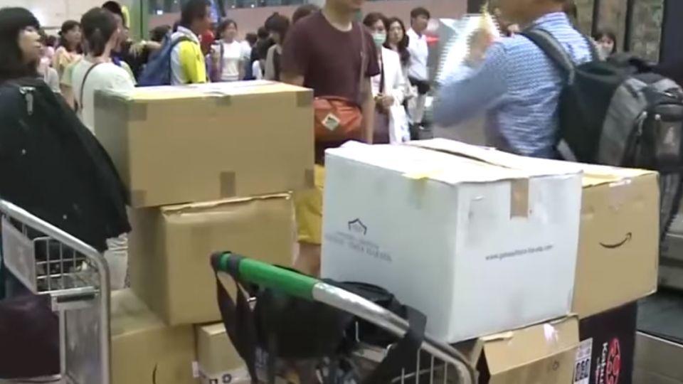 航空行李戰!虎航加購託運上限提至80kg