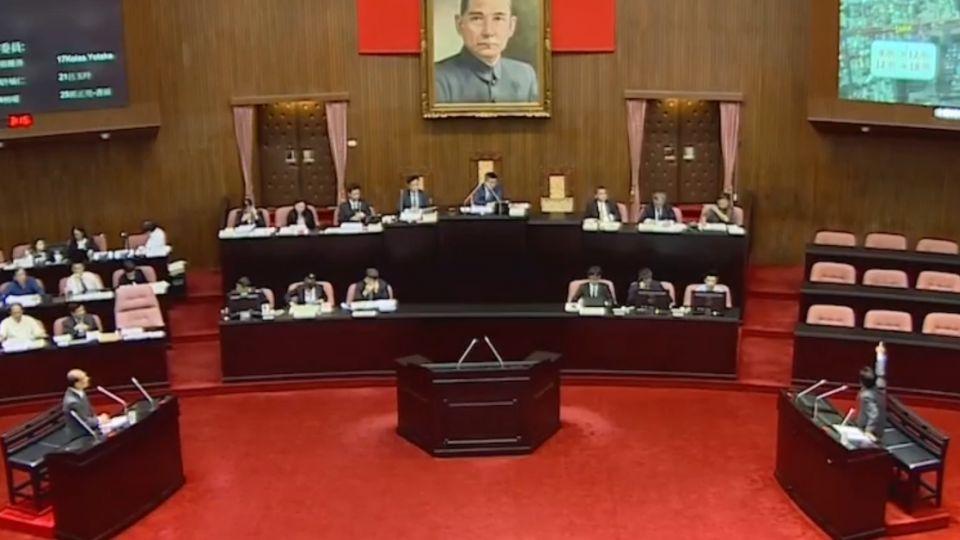國慶不尊重原民 立委考林全:阿薩不魯是什麼