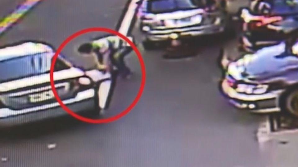 8旬老翁遭車撞 家屬控駕駛卸責不理會