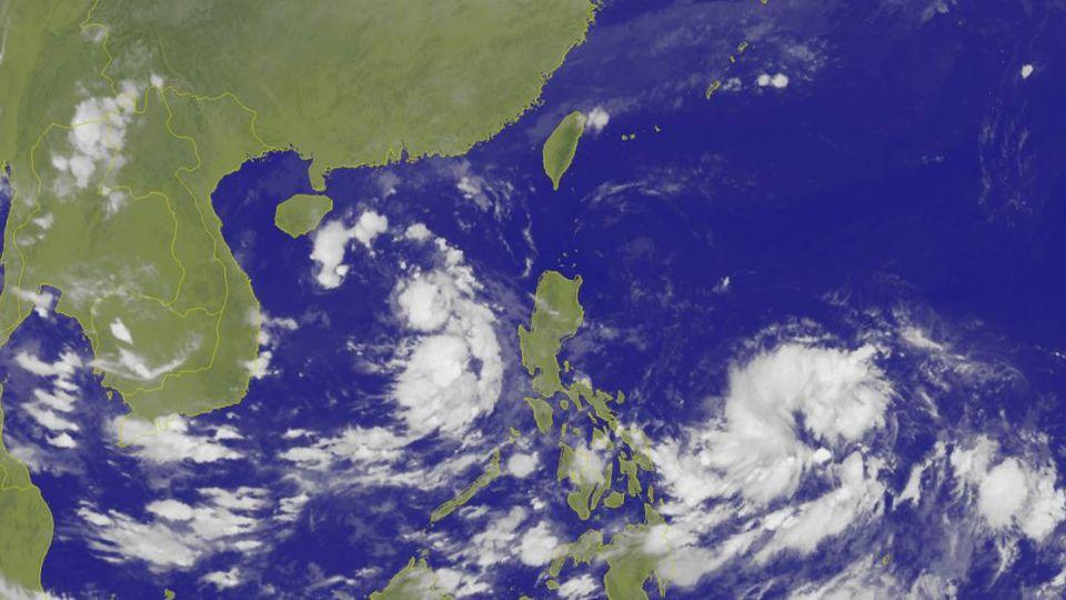 北北基宜防豪雨 「莎莉佳」颱風最快今生成