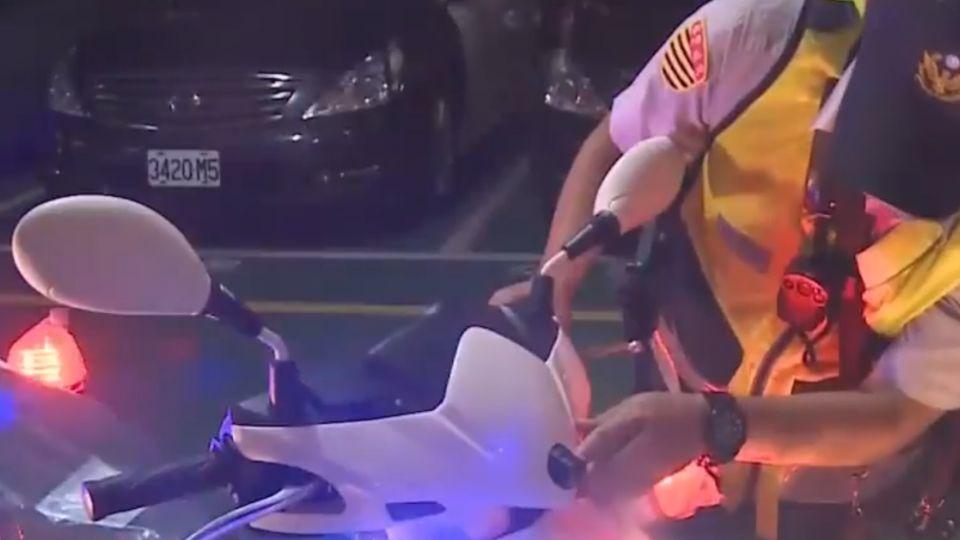警用機車添行車紀錄器 民憂:違規遭告發