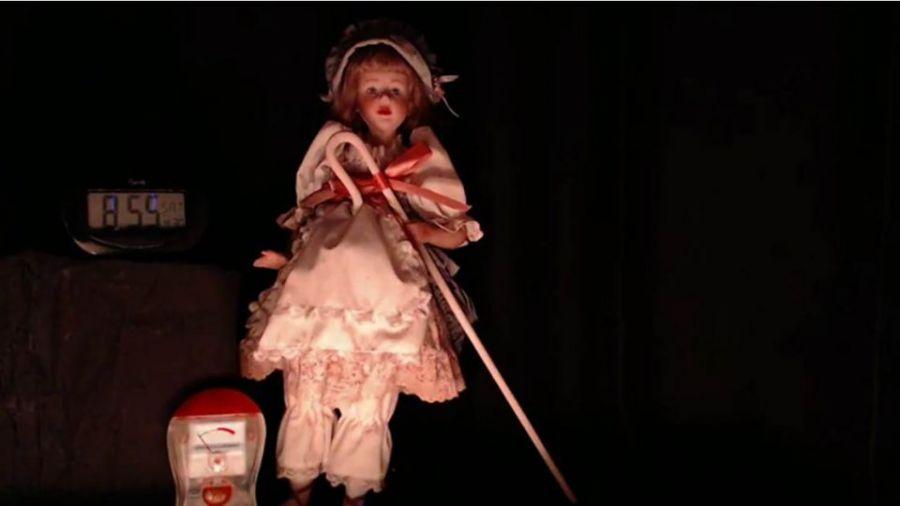 【影片】超驚悚!美網站直播被「附身」洋娃娃 你敢看嗎?