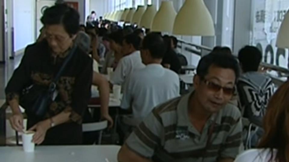 IKEA用餐區淪為「相親區」 上海老人占位交友