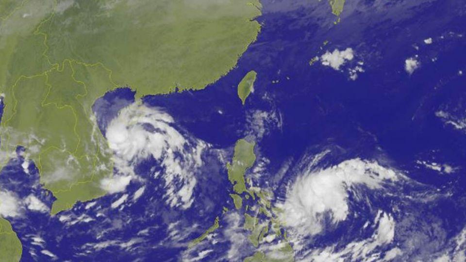 莎莉佳恐產生共伴效應 氣象專家:豪雨將再襲東南部