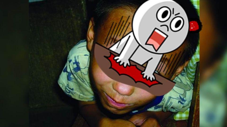 藍眼珠男孩擁有「夜視超能力」 網友笑:省電費