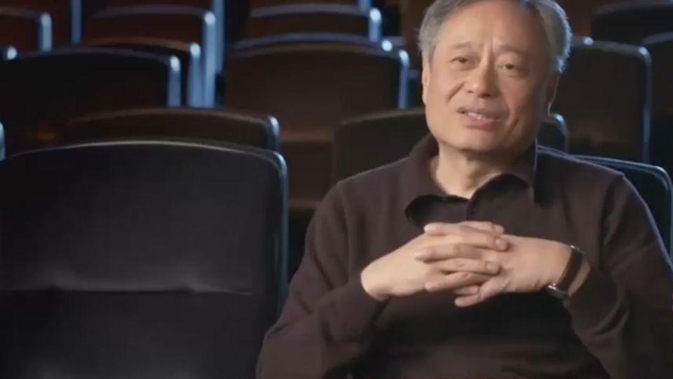 「從旁觀者到走入電影」 李安新片談創新