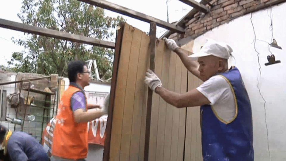 獨居長者幫獨居長者 修繕房屋一手包辦!