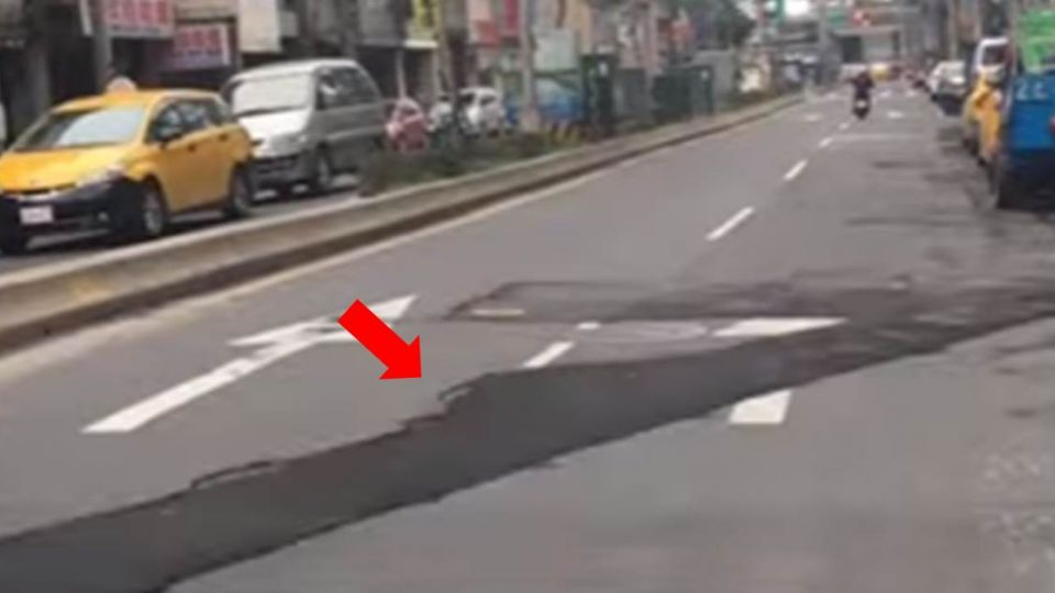 親身體驗過台灣土地 哪個縣市路最爛?網友答…