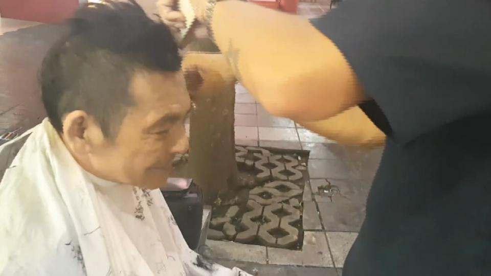 昔明星專屬髮型師 發展失利!環台義剪再出發