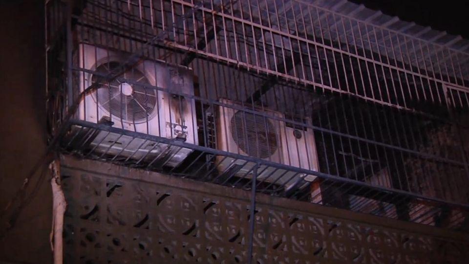 起火點疑在二樓前房間 母子四人均罹難