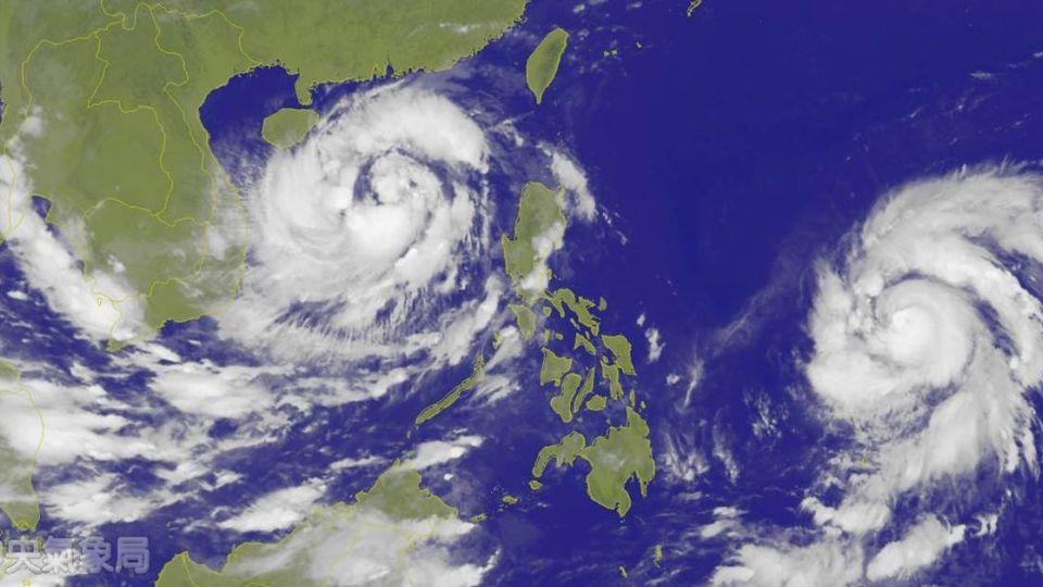 海馬颱風恐變強颱!「海水吸飽飽」即將發布大雨特報