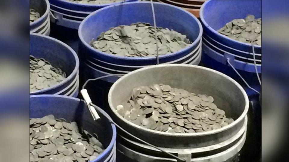 錢亂丟! 美國人1年扔19.6億到垃圾堆