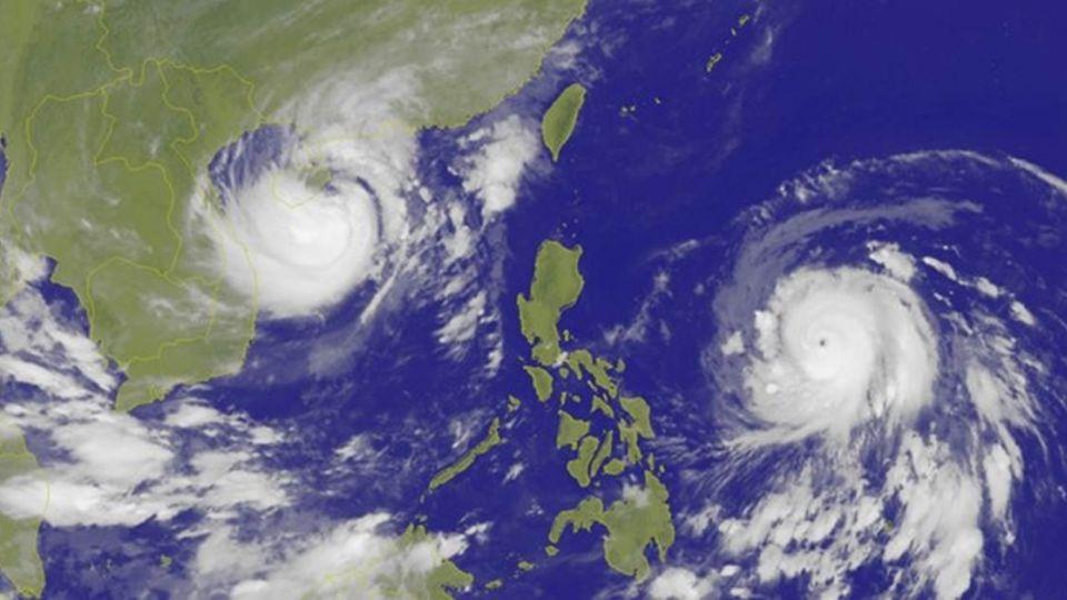 海馬壯大成「強颱」!最快明天發布海上颱風警報