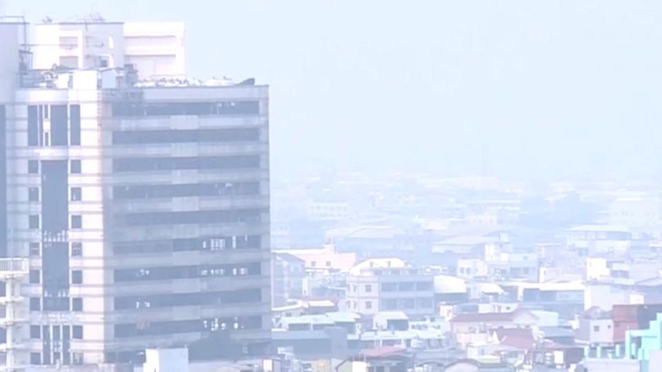 台化停爐空氣仍糟?空污季彰化地區紫爆