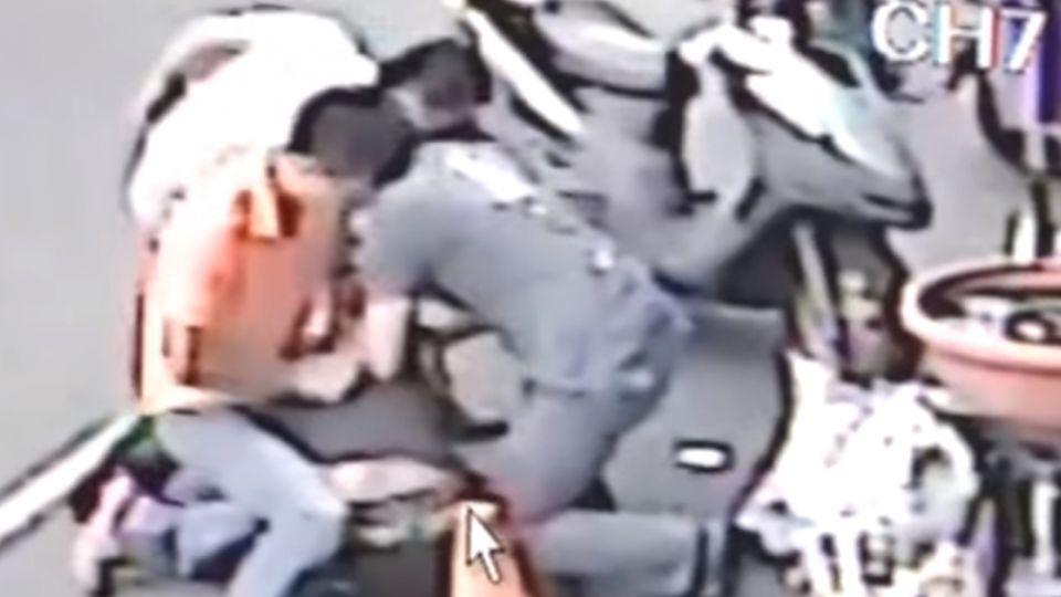 恐嚇「斷你兒手腳」 阿伯冷靜助警逮詐騙車手