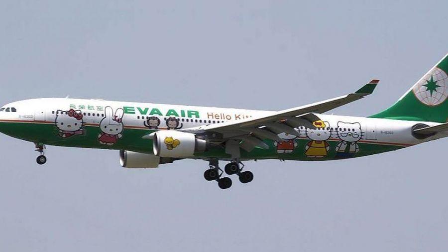 颱風天硬飛嚇壞旅客 民航局:長榮有8航班違規