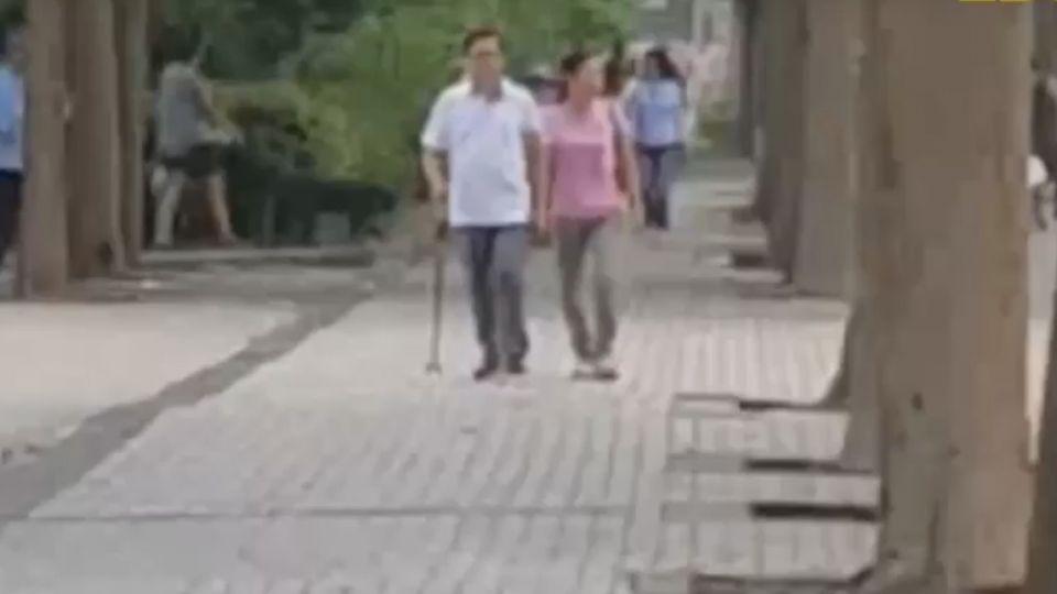 PO扁散步照遭陳致中質疑 PO文者:沒造假