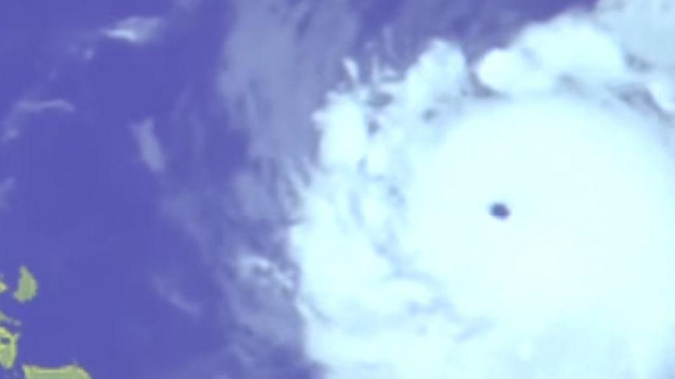 海馬轉強颱略南偏 氣象局最快周三發海警
