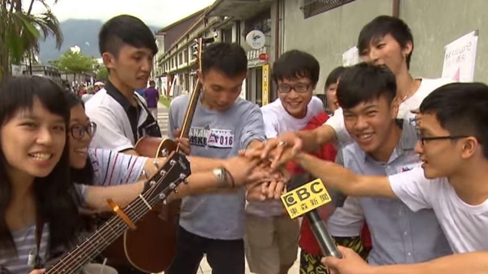 歌唱比賽海選花蓮開跑 大學生大展歌喉