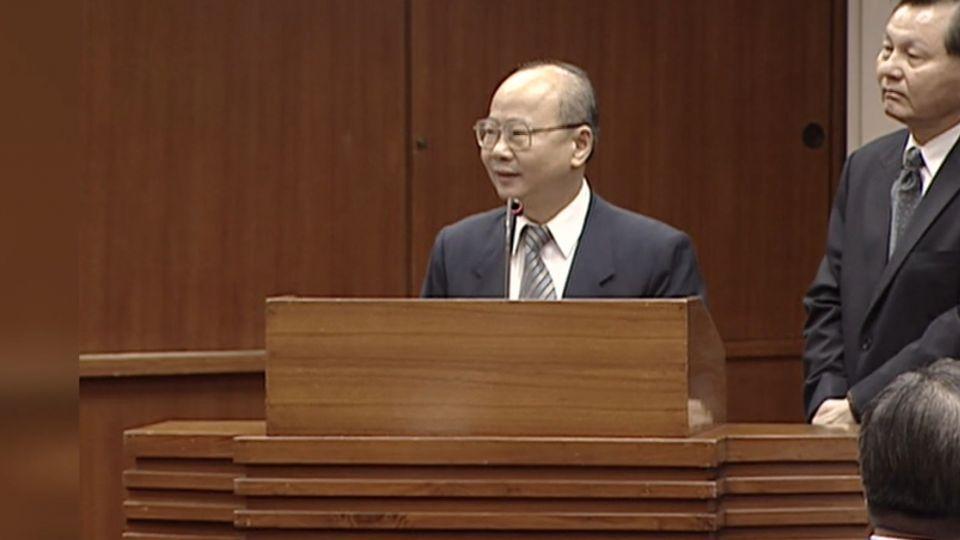 高雄銀行董座李瑞倉 接任金管會主委