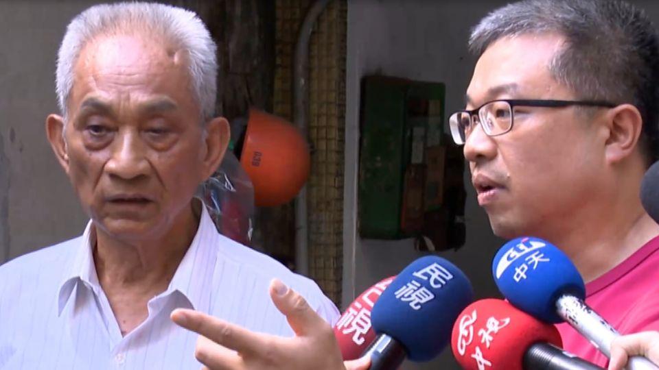 政院政務顧問鍾鎮宇 曾任民進黨三重黨部主委
