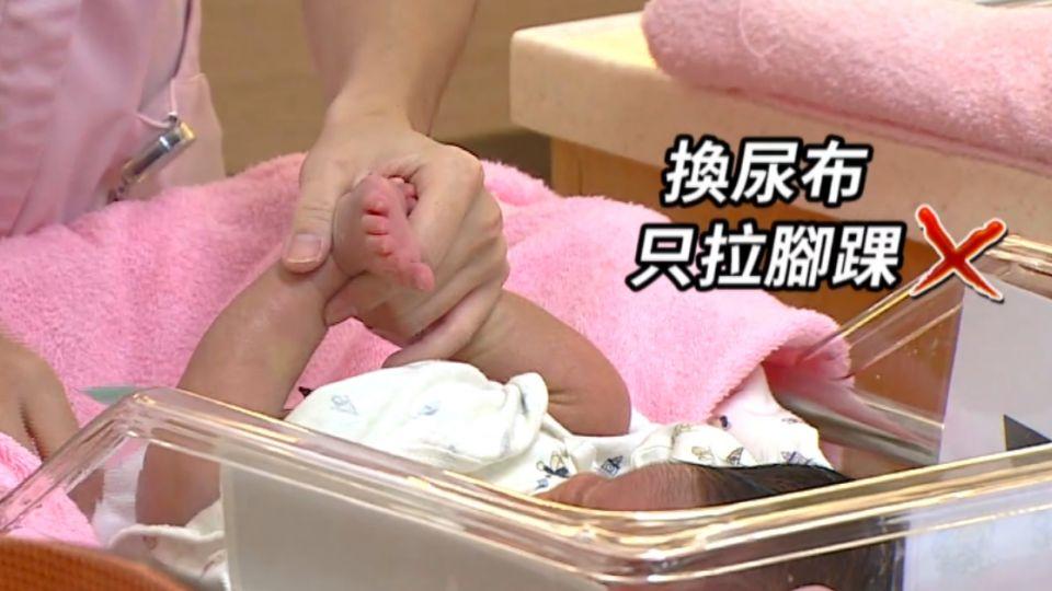 嬰幼兒骨頭如樹幹的嫩枝 比大人更易骨折