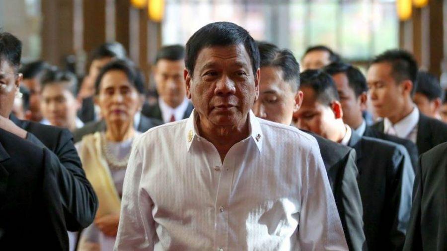 組中菲俄聯盟對抗世界 杜特蒂:和美國「是時候說再見」