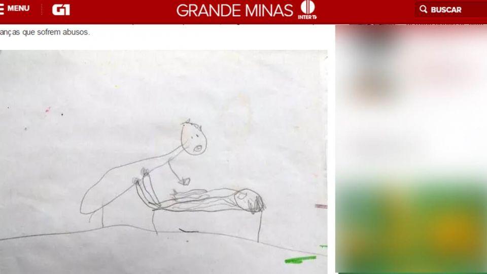 5歲女童拒上英文課 6張畫作意外揭發神父惡行