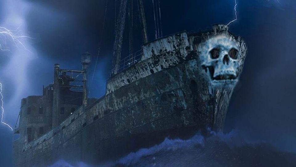悚!幽靈鬼船台中現蹤跡 載滿百條人命才啟航?