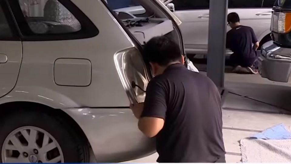 老車被撞怎談理賠? 專家:寄存證要求恢復原狀