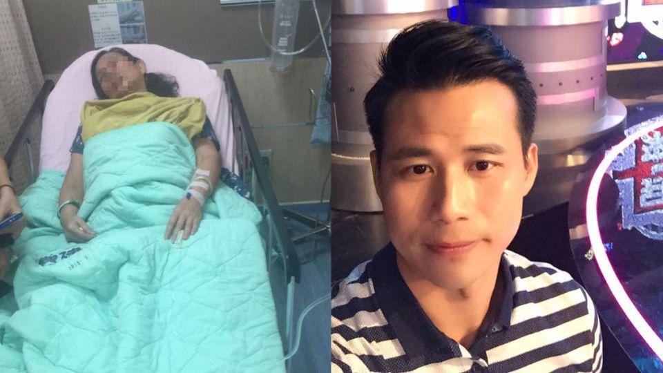 媽媽遭惡鄰居恐嚇驚嚇送醫急救 陳國華淚控:還有王法嗎?