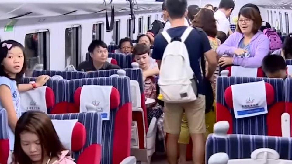 遏止黃牛搶花東火車票 最重可囚5年罰300萬