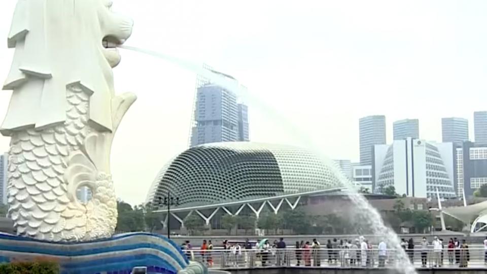亞太新創聚落 因新加坡政府扶植