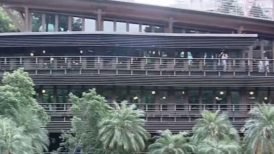綠建築北投圖書館 入選全球最美25座圖書館