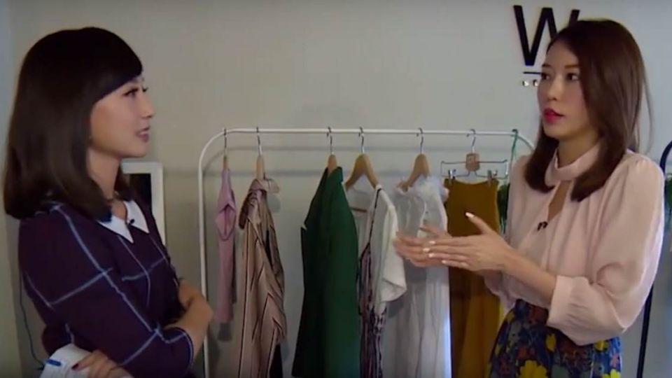 【影片】東京著衣周品均 婚變後重新出發