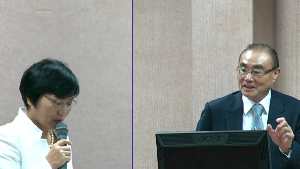 綠委質問若被中國綁架 馮世寬:那我自殺