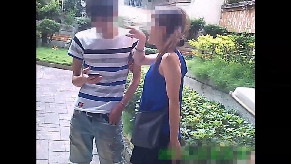 毒鴛鴦當街爭吵 女檢舉男友歡呼「一起被關」